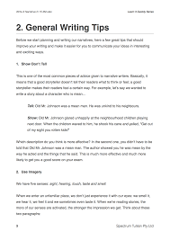 personal narrative essay examples for kids
