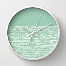 Modern Wall Clock Best 25 Modern Clock Ideas On Pinterest Wall Clock Design