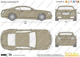 bentley continental gt car bentley the blueprints com blueprints u003e cars u003e bentley u003e bentley