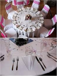 Wedding Table Set Up Individual Wedding Table Set Up The Wedding Secret Magazine