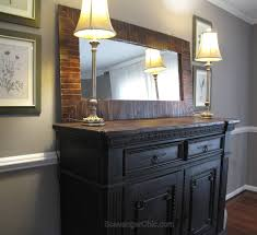 pier one project table mirrors scavenger chic