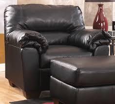 Ottoman Black Leather Black Leather Chair Ottoman