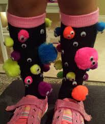 crazy sock day at cute for kids pinterest crazy