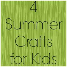 fun crafts for kids at home my blog