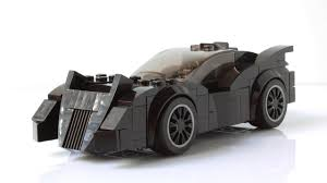 lamborghini hummer batmobile my batmobile as a lego speed champions car with instructions