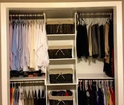 Hanging Closet Shelves by Diy Closet Organizer Shelves Home Design Ideas