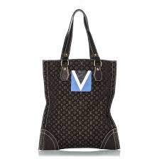Louis Vuitton Si Louis Vuitton Mini Monogram Cabas Tanger Ebene 184449
