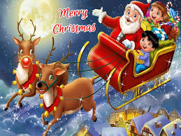 best christmas santa quotes and sayings with santa images merry