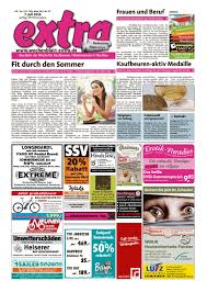 Esszimmer St Le F Schwergewichtige Extra Kaufbeuren Vom Donnerstag 23 Juni By Rta Design Gmbh Issuu