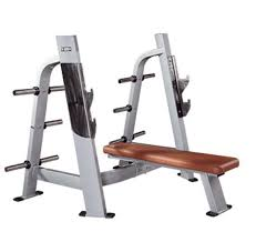 Bench Press Heavy Ic P5023 Commercial Olympic Flat Bench Press Heavy Duty Gym