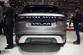 land rover velar 2017 range rover velar comes to geneva to challenge the bmw x5