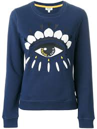 tops eye sweatshirt kenzo women clothes ve6edigk you want to buy