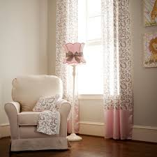 Nursery Curtains Pink by Baby Nursery Decorative Floor Lamp For Nursery Lighting Ridged