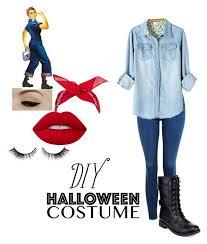 Rosie Riveter Halloween Costume Diy 69 Costumes Images Halloween Stuff Halloween
