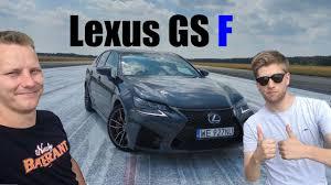 lexus za 20 tys kickster i motocamil94 sprawdzają lexusa gsf na torze youtube