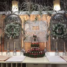 Beautiful Decoration Element Wonderful Greens For Beautiful Holiday Decor Gail Gray Homegail