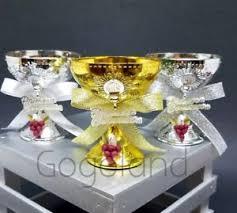 1st communion favors 12 gold holy sacrament communion favors caliz primera comunion