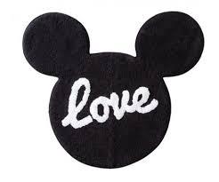 Minnie Mouse Bathroom Rug Mickey Mouse Bath Rug Mickey Fix