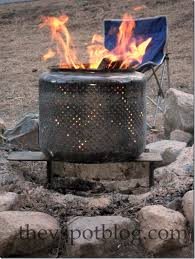 Cing Firepit Washing Machine Tub Pit Best Machine 2017
