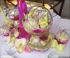 deco fleur mariage idées de centres de table avec fleurs