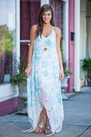 long summer sways maxi dress sky blue the mint julep boutique
