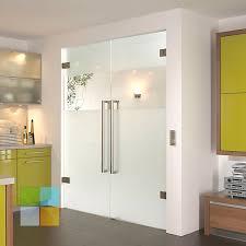 Double Glass Door by Glass Door For Bath