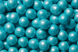 gumballs u2013 shimmer blue the chocolate