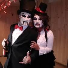 Halloween Scary Costumes Creepy Couple Halloween Costume Ideas Google Halloween