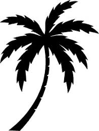 palm tree outline for my tat bodyart palm
