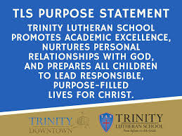 Trinity Florida Map by Trinity Lutheran From Infants To 8th Grade