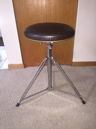 vintage rogers sampson model 4400 drum throne reverb