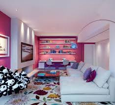 Cuteandmodernlivingroomdesignideas Pink Rooms Pinterest - Pink living room design