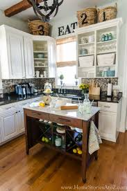 how to make your own kitchen island with cabinets 3 ways to personalize your kitchen