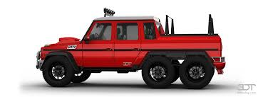 mercedes g63 amg suv 6x6 3dtuning of mercedes g63 amg 6x6 luxury suv 2013 3dtuning com