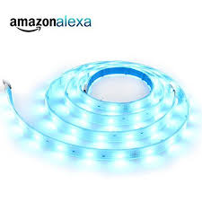best buy led light strips lineway rgbw led light strip works with alexa for ios and android