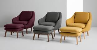 Oslo Bathroom Furniture by Oslo Accent Chair Malbec Made Com
