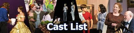 a christmas carol cast list