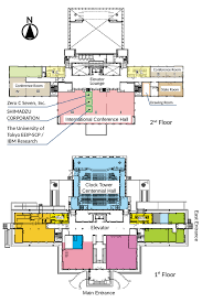 Centennial Hall Floor Plan Iconip2016 Kyoto Japan