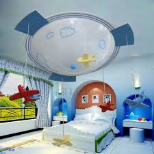 boys room ceiling light plane shaped 3 light glass shade kids room ceiling light kids room