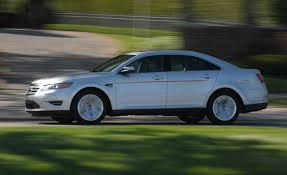 Ford Taurus Sho Engine 2010 Ford Taurus Limited Road Test U2013 Review U2013 Car And Driver