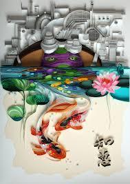 Yulia Brodskaya Cowabunga Legendary Illustrators Collaborate On Global Tmnt Fan