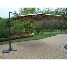 Large Cantilever Patio Umbrella Cantilever Umbrellas You U0027ll Love Wayfair