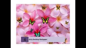 girly computer background girly desk hd desktop wallpapers youtube