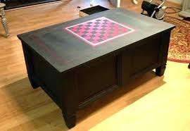 Gaming Coffee Table Coffee Table Authentic Models Coffee Table Antiqued