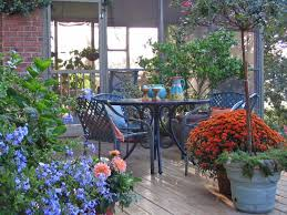 decorating tips to warm winter decks hgtv