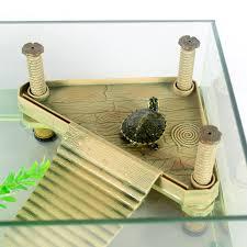 aliexpress buy turtle climbing bask island platform aquatic