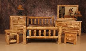 Cedar Log Bedroom Furniture by Blog Cozy Cabin Rustics