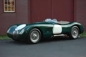 jaguar xk type jaguar xk c replica