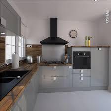 cuisine blanche plan travail bois cuisine blanche plan de travail gris beau cuisine blanche et plan de