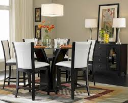 counter height dining room table sets counter height set by homelegance el 710 36rd set